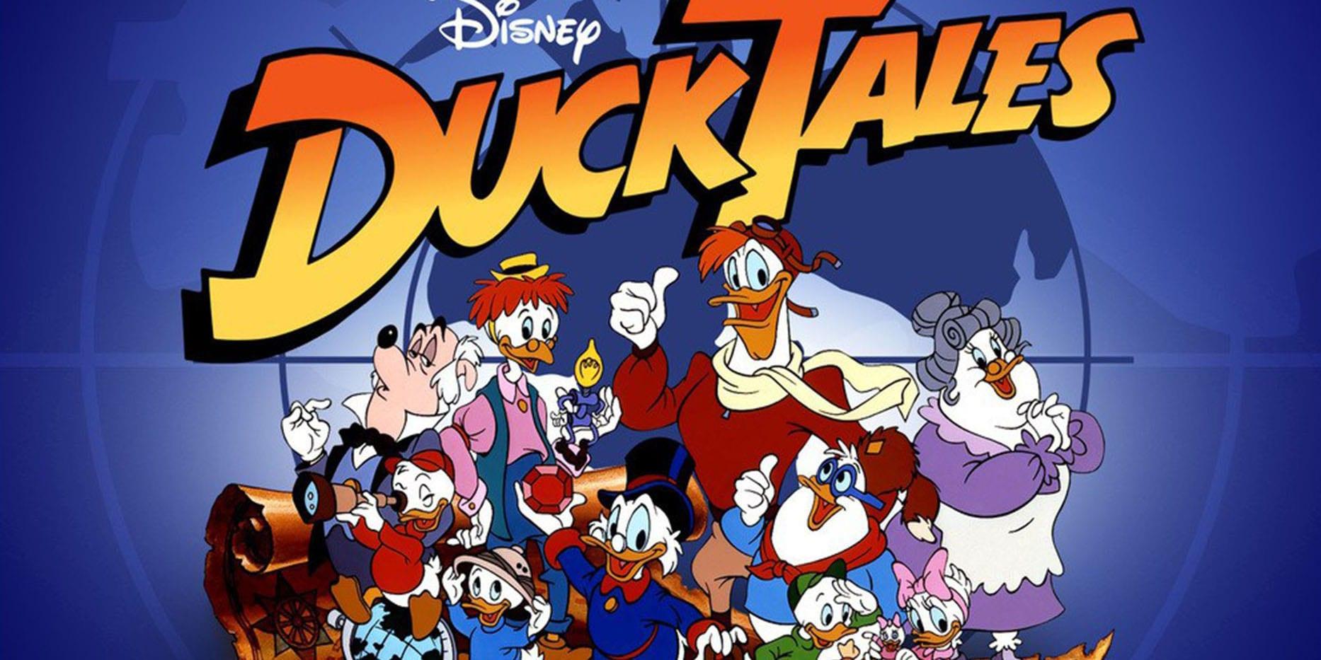 Ducktales: le vecchie stagioni del cartone arrivano su Disney+