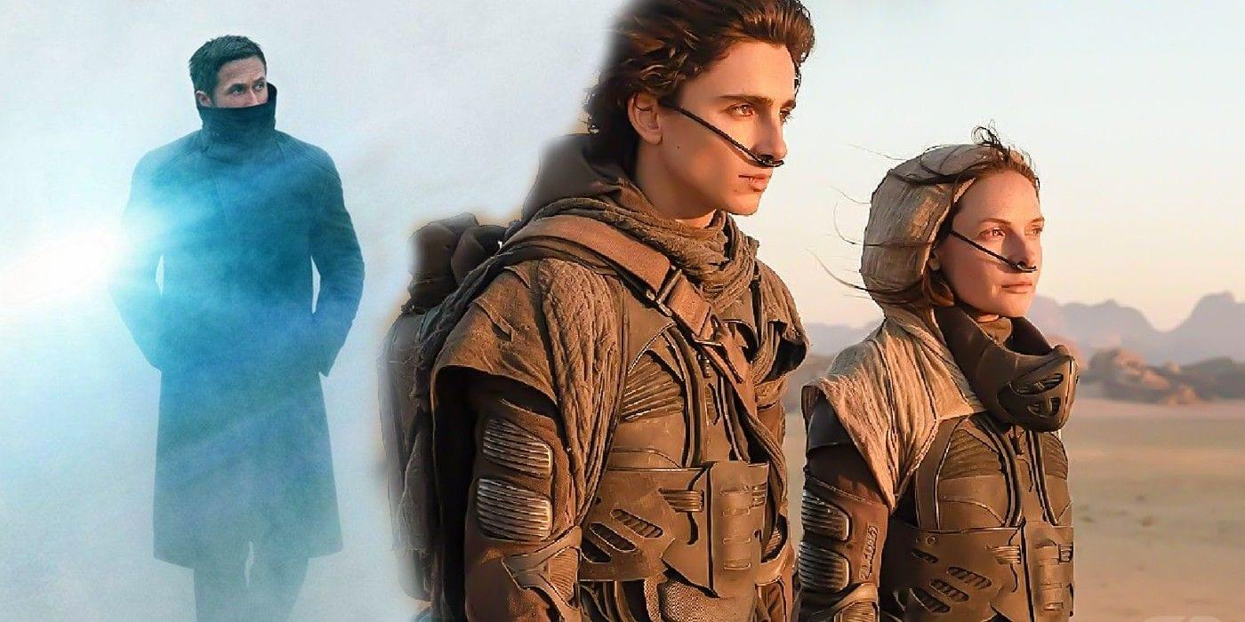 Dune: il budget del film è inferiore di quello di Blade Runner 2049