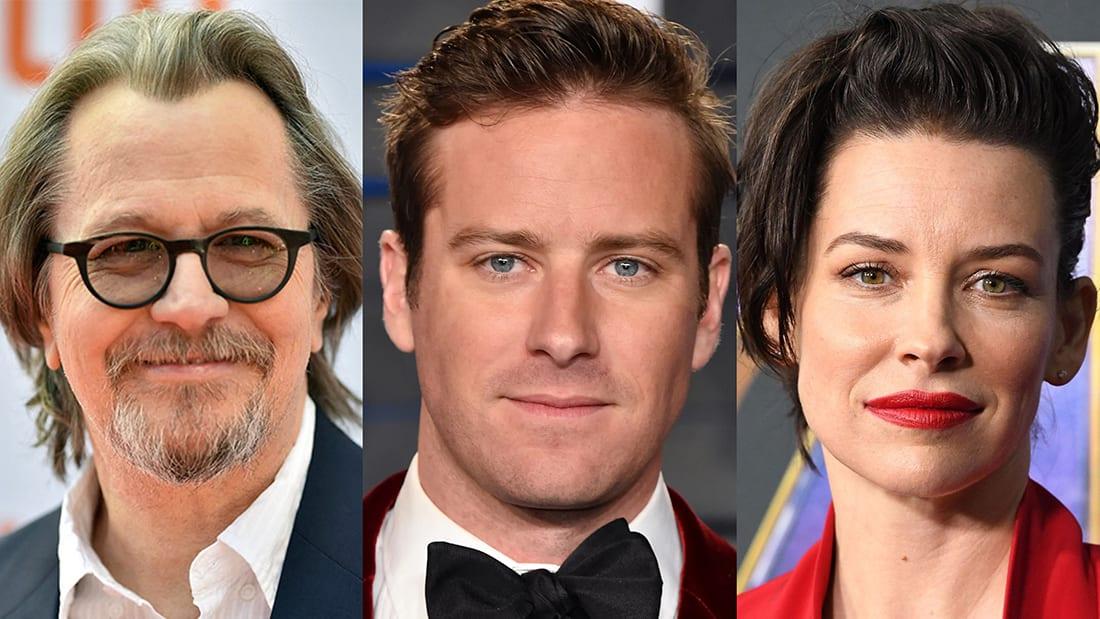 Crisis: Gary Oldman, Armie Hammer e Evangeline Lilly nel cast del thriller