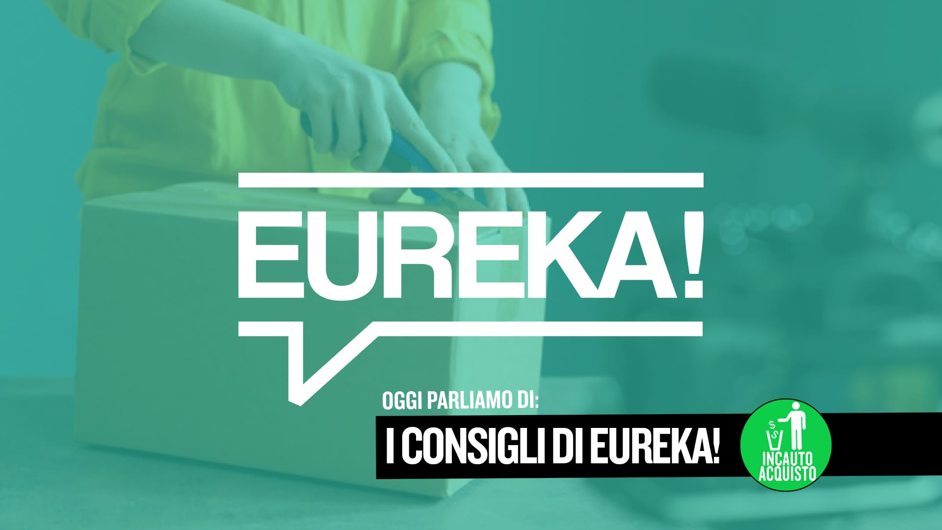 Eureka! 10 – Consigli d'acquisti per il Natale