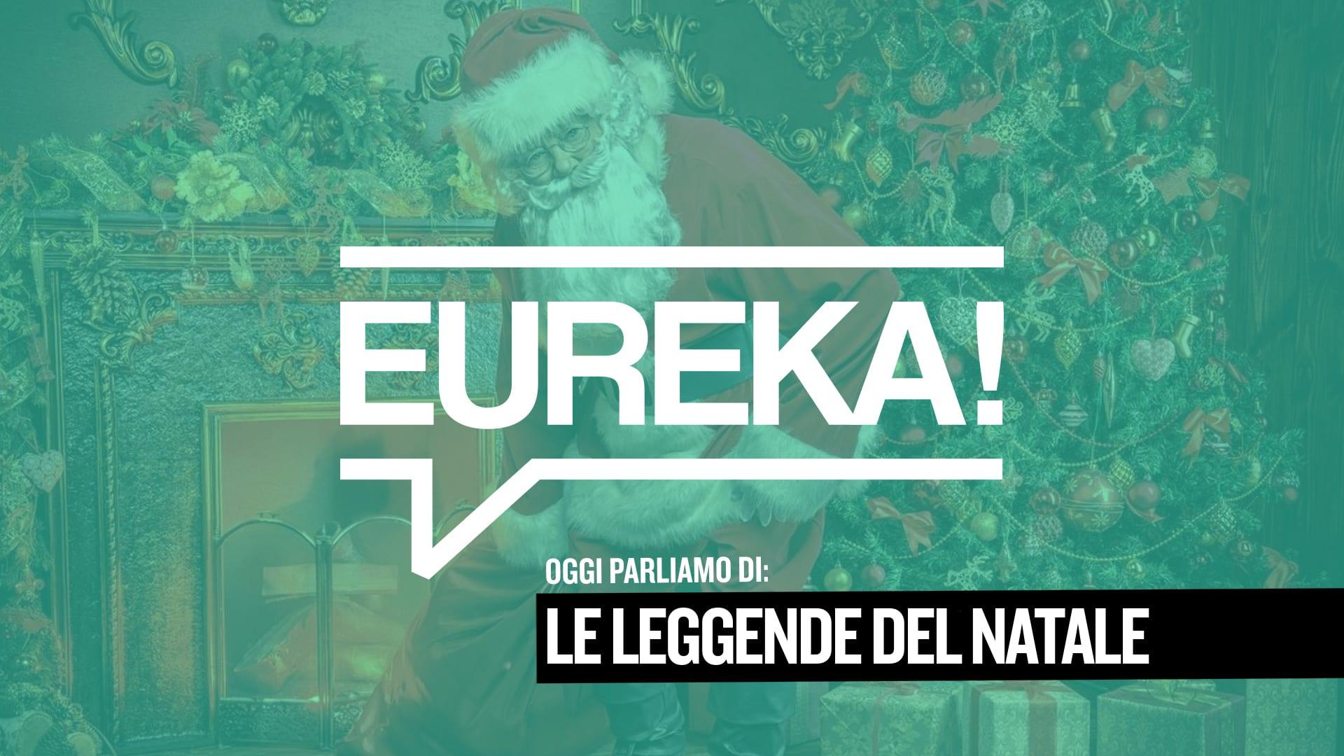 Eureka! 11 – Le leggende del Natale