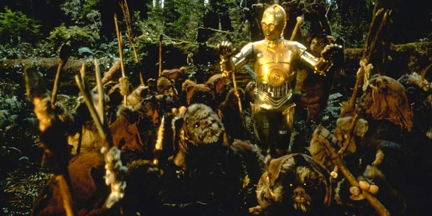 Kevin Smith innamorato del racconto di C-3PO ne Il Ritorno dello Jedi