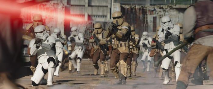 Stormtrooper shoretroopers the mandalorian