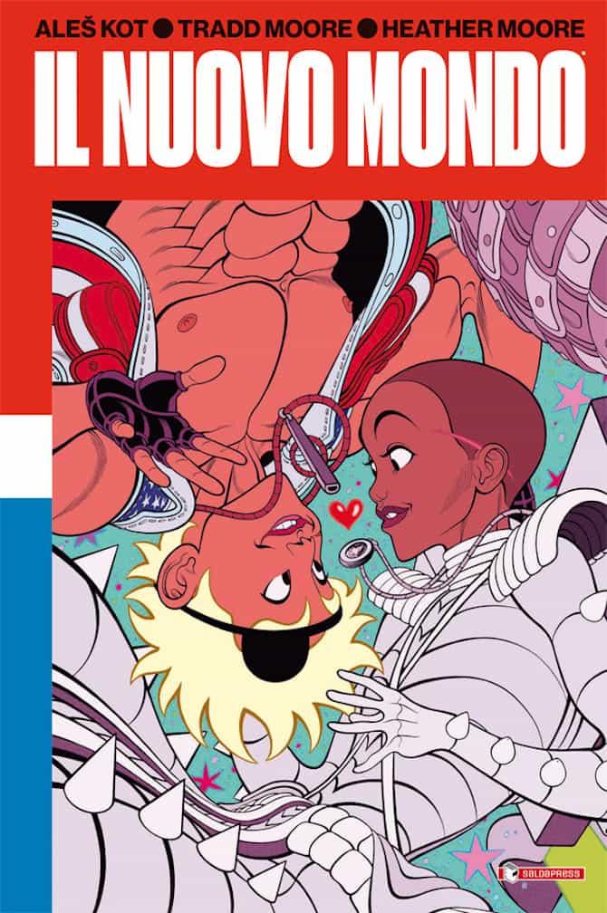 top 10 graphic novel straniere 2020 - IL NUOVO MONDO
