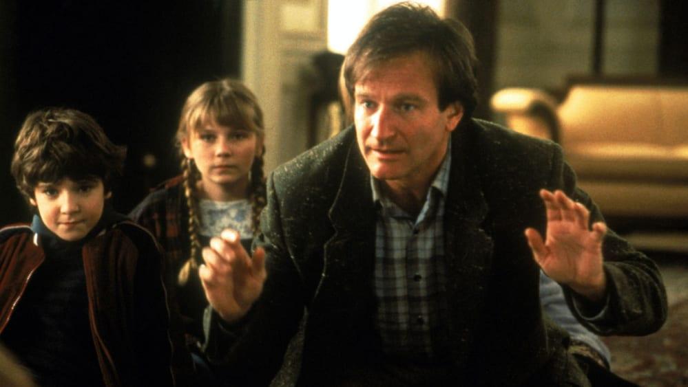 Robin Williams, Jumanji