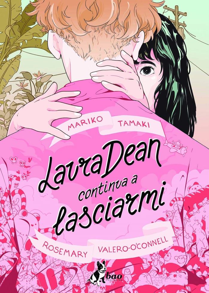 top 10 graphic novel straniere 2020 - LAURA DEAN CONTINUA A LASCIARMI