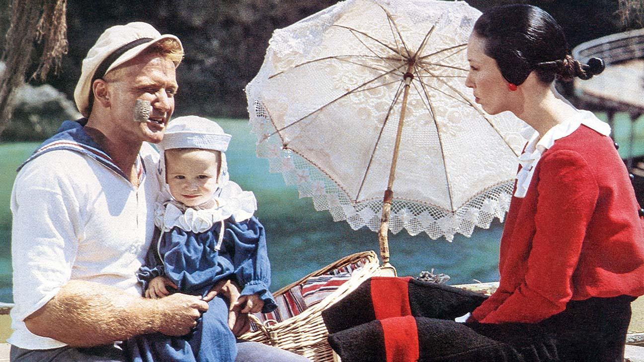 Robin Williams: il suo ruolo in Popeye del 1980 con la regia di R. Altman