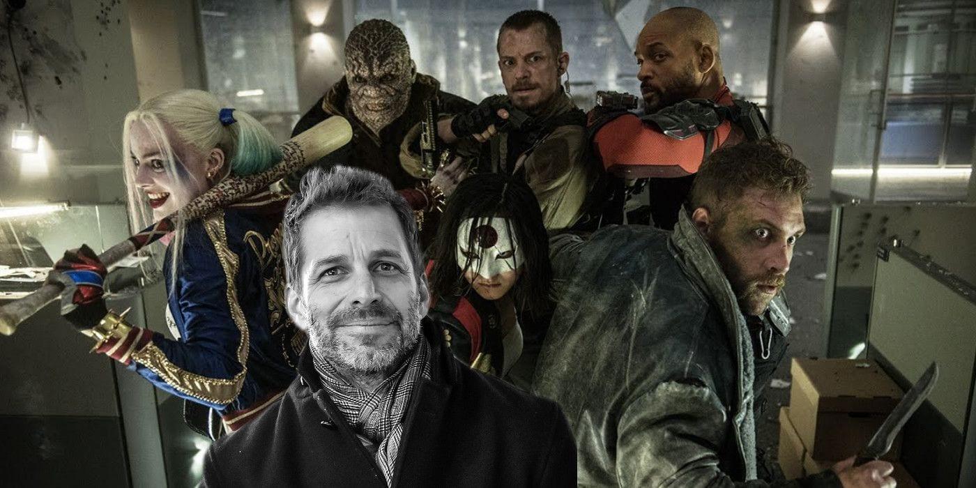 Zack Snyder, Suicide Squad