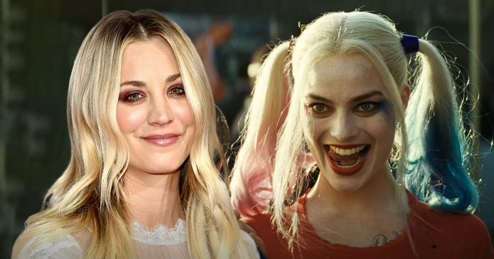 Margot-Robbie-Kaley-Cuoco-Harley-Quinn