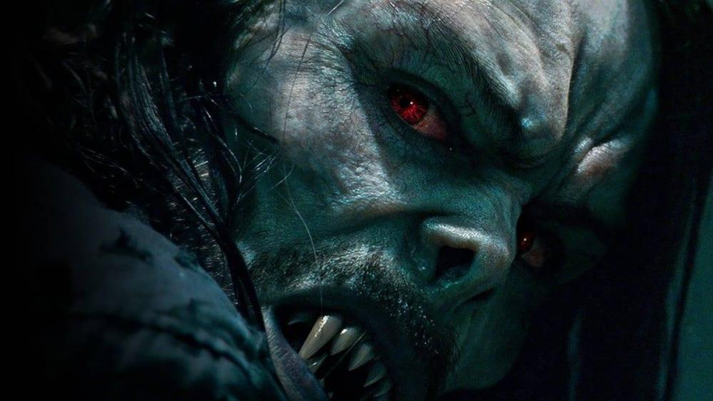 nuovo trailer di Morbius, sony netflix