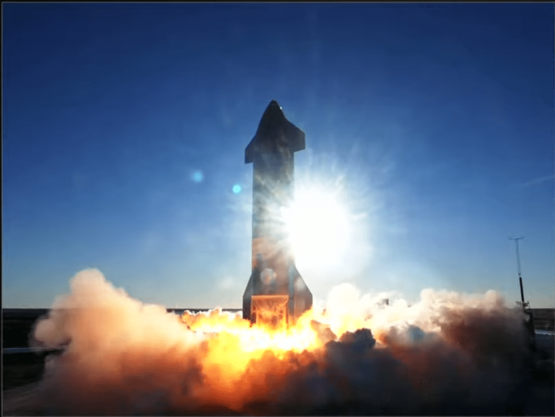 Elon Musk, il prossimo test di Starship ha il 60% di possibilità di riuscita