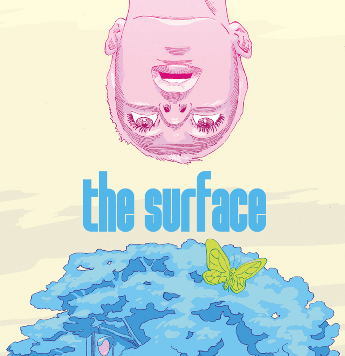 top 10 graphic novel straniere 2020 - the surface