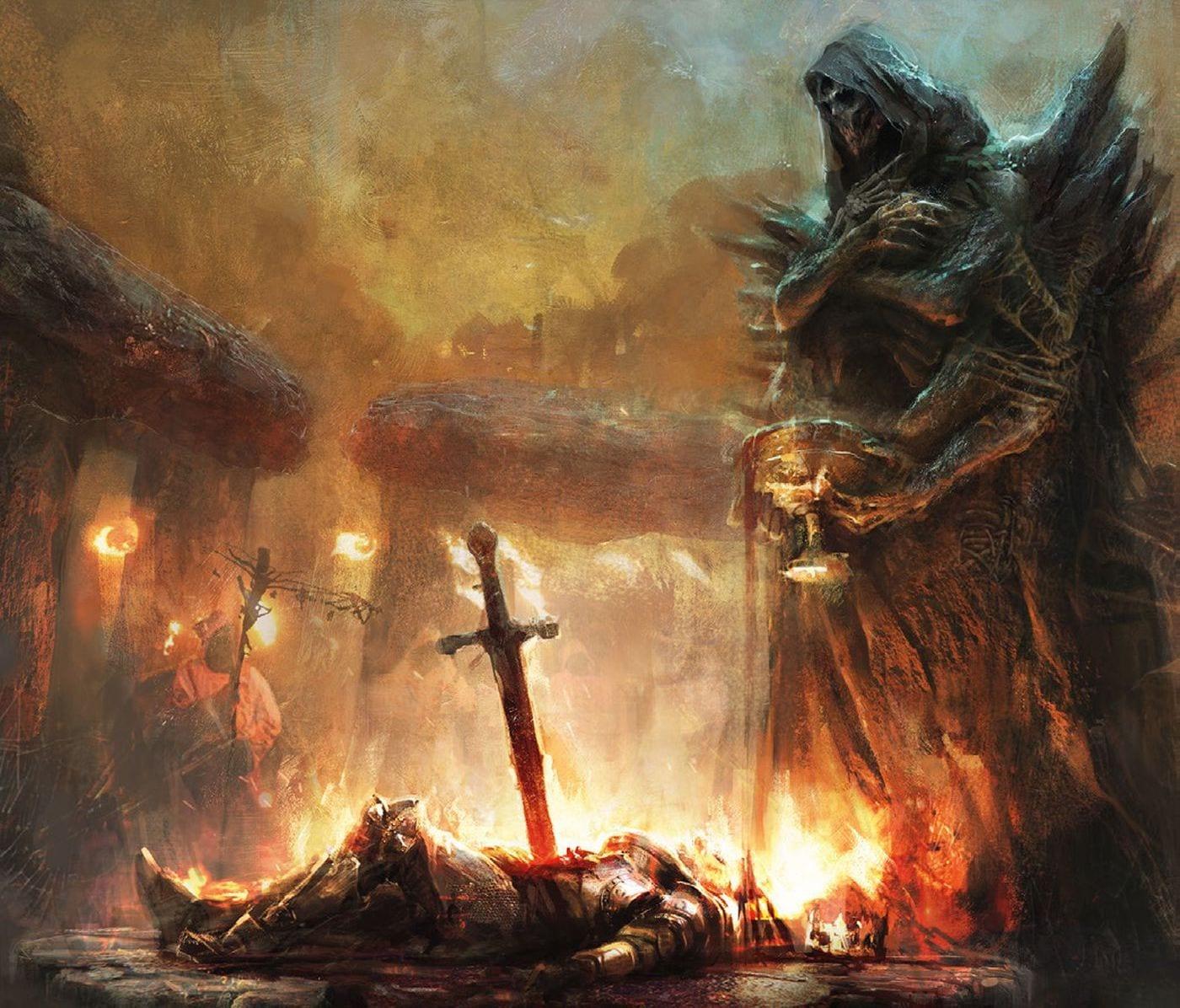 Recensione Tainted Grail: tra Dark Souls e le leggende di re Artu