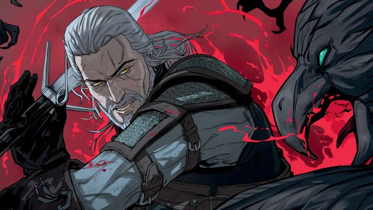 The Witcher: ecco il teaser dell'anime Nightmare of the Wolf