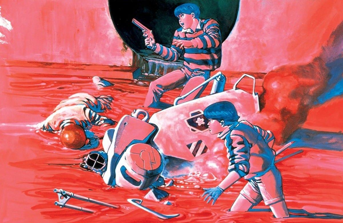 Akira: slitta la nuova versione del manga targata Planet Manga