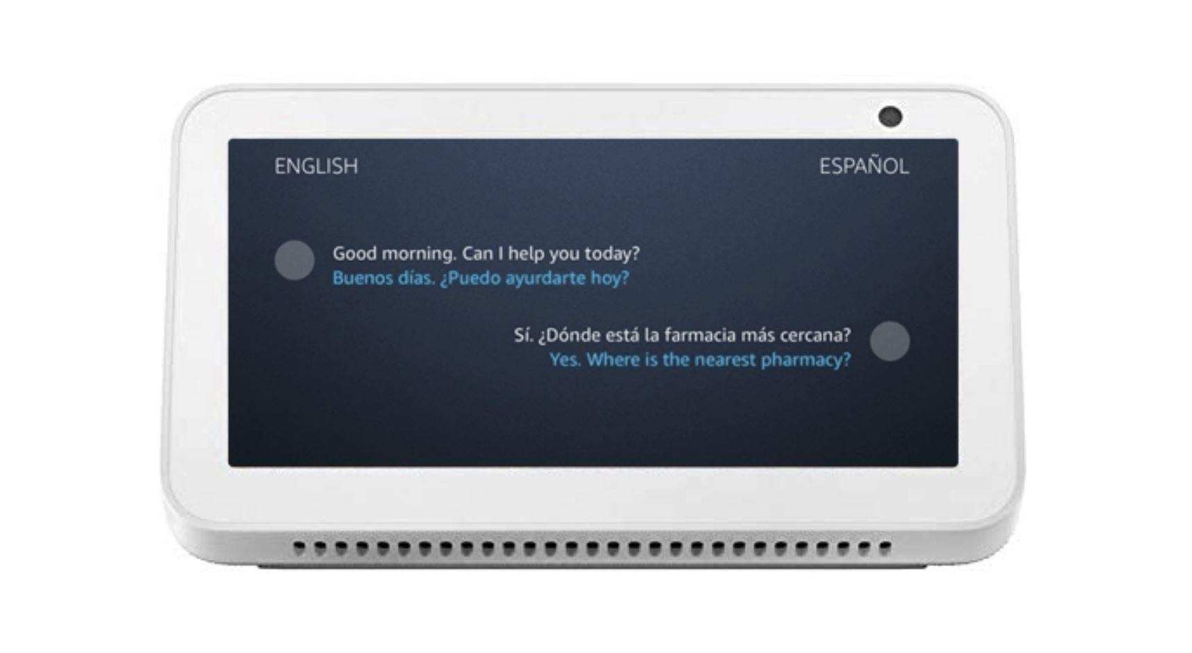 Amazon Echo, arriva Live Translation: Alexa diventa un traduttore simultaneo