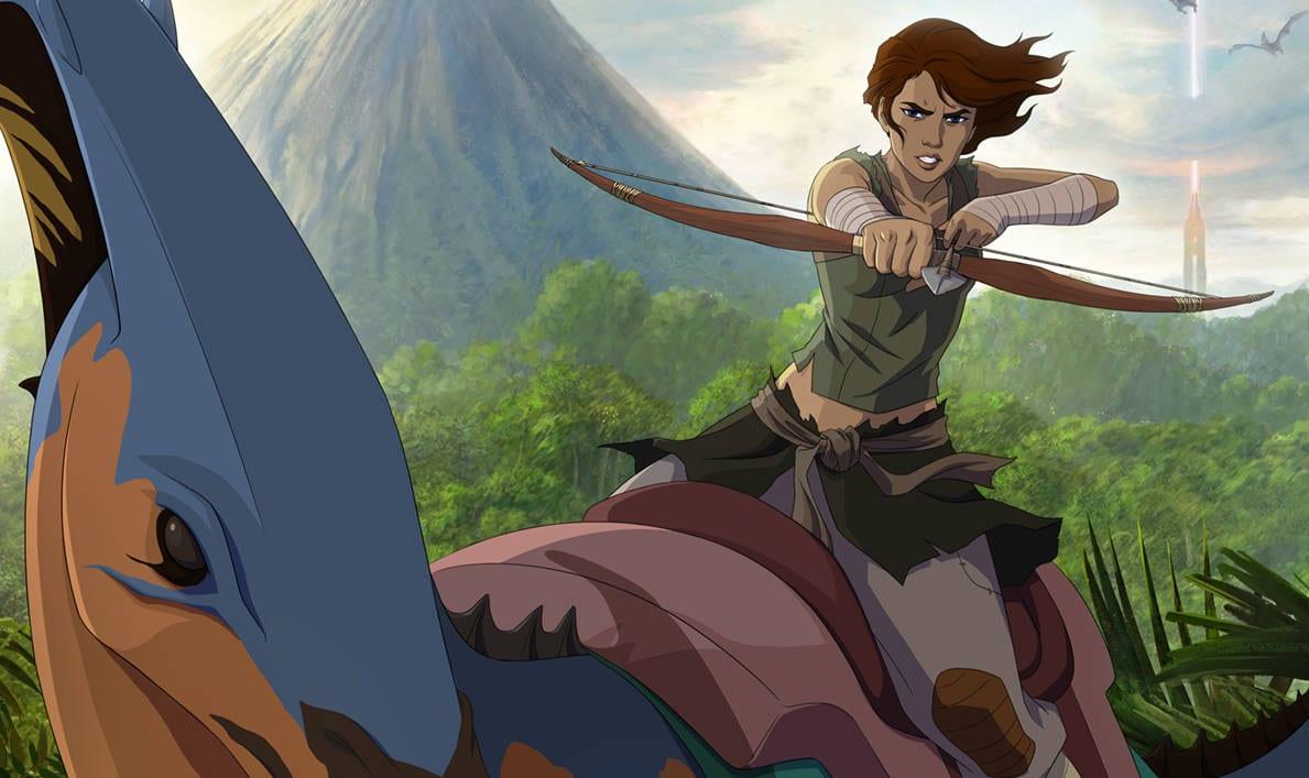 Ark: la serie animata con il cast che include Vin Diesel e Russell Crowe