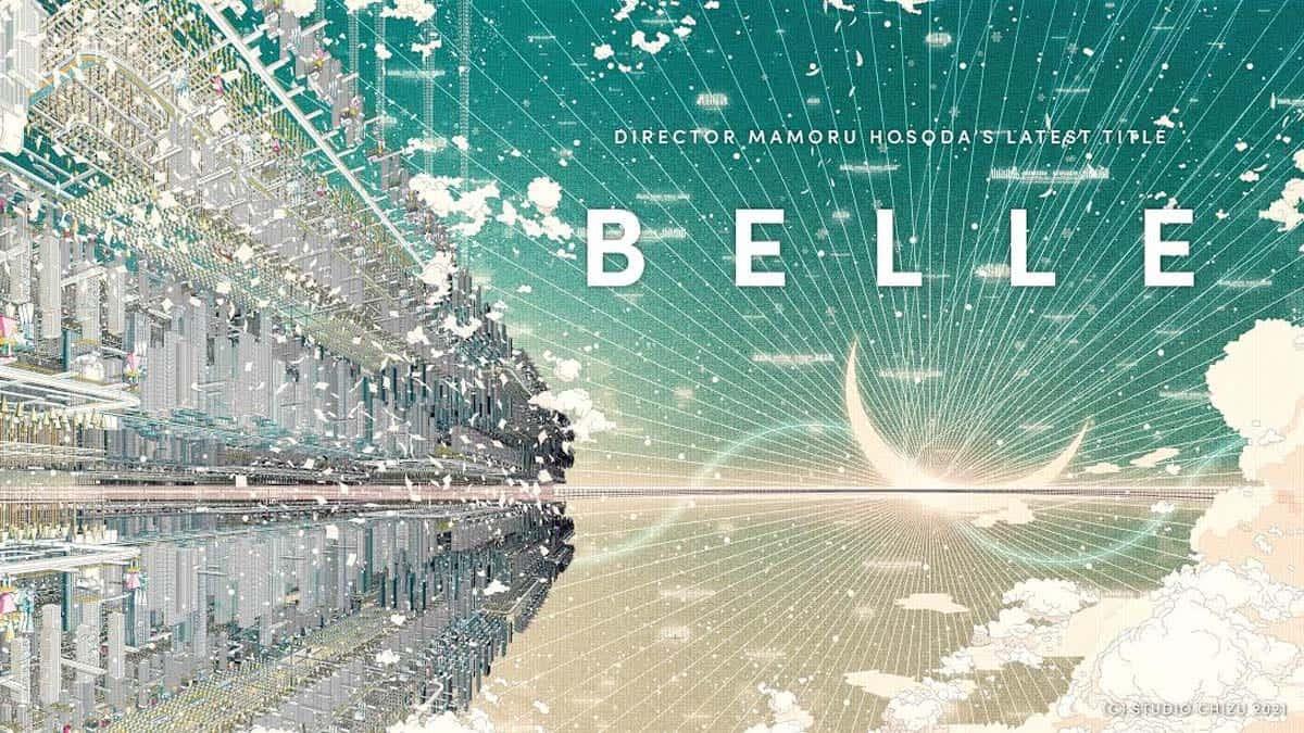 Belle: il nuovo film di Mamoru Hosoda arriverà nell'estate del 2021