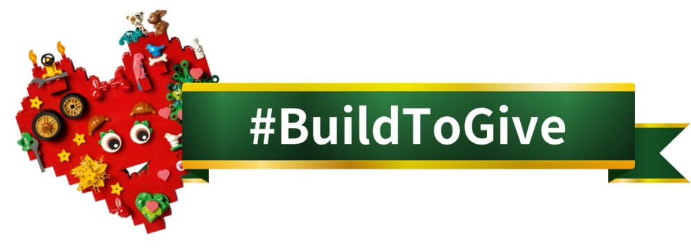 lego build to give