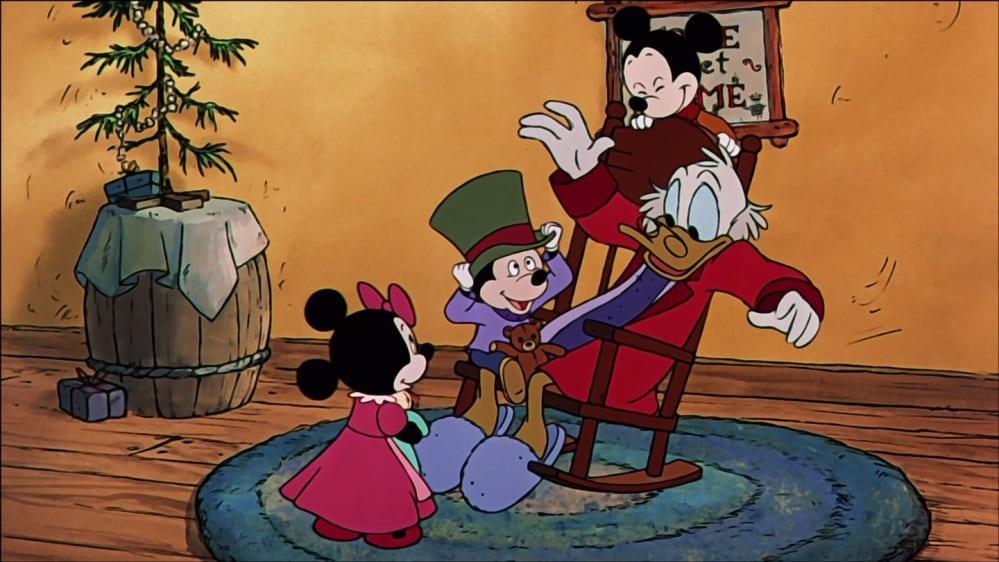 Canto di Natale di Topolino, Canto di Natale cinema TV