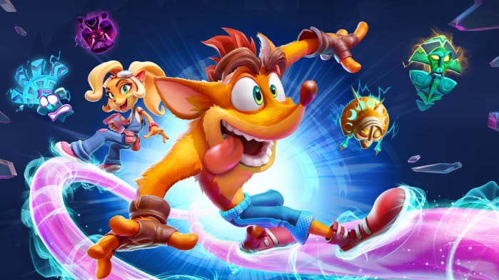 Crash Bandicoot 4: It's About Time Migliori videogiochi 2020
