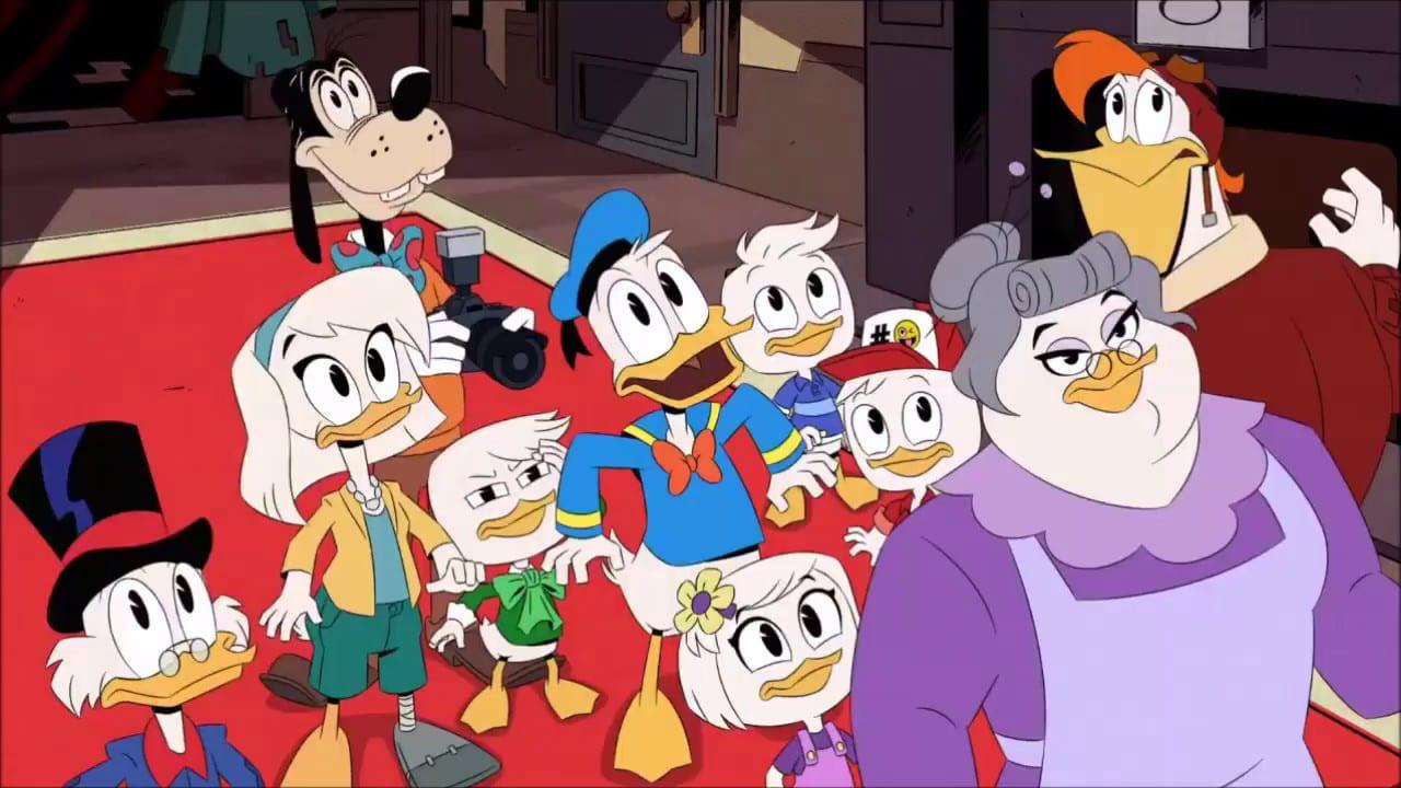 Ducktales: l'episodio finale dell'ultima stagione durerà 90 minuti