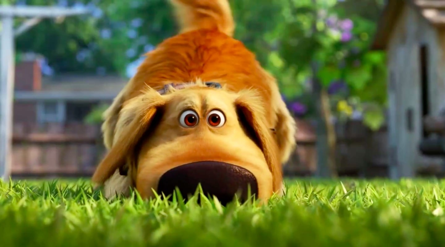 pixar dug days