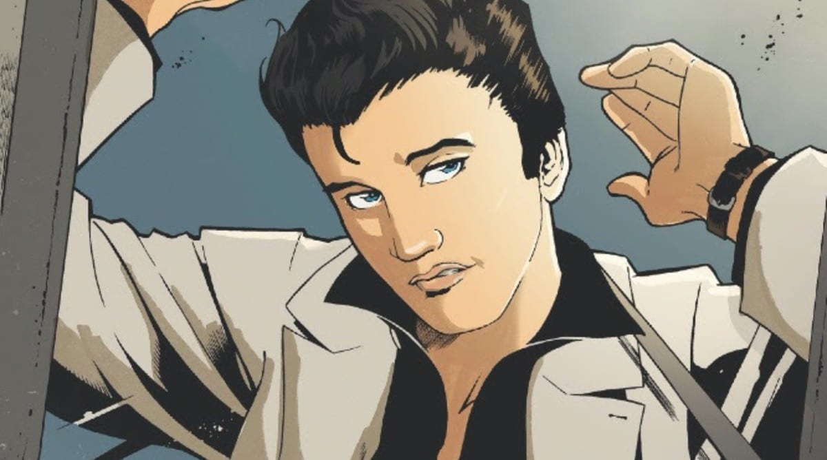 Elvis: la vita del Re del Rock 'n' Roll diventata graphic novel