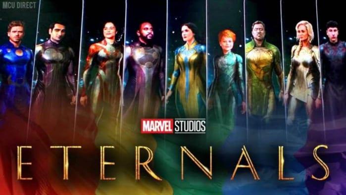 Gli Eterni: le descrizioni dei personaggi del film Marvel
