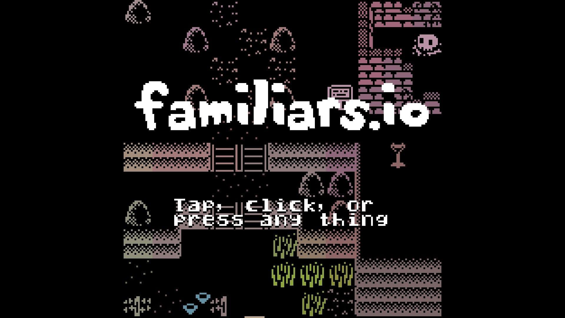 Familiars: un clone di Pokémon dotato di multiplayer e giocabile anche su Twitter!