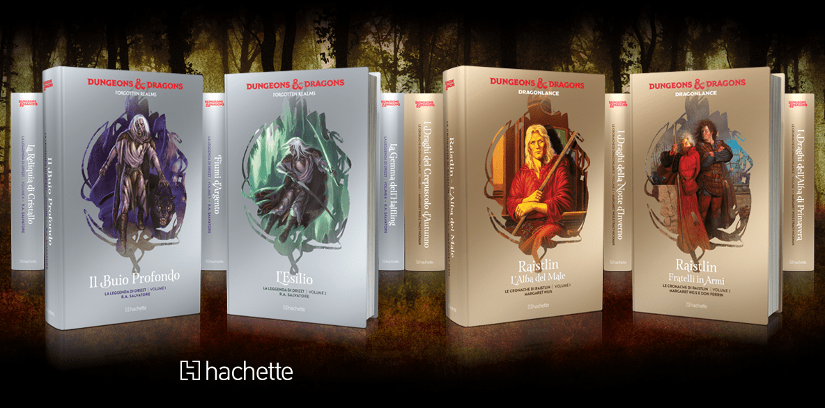 Dungeons & Dragons Hachette