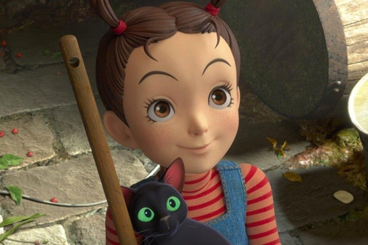 Earwig e la strega: il primo trailer del nuovo film dello Studio Ghibli
