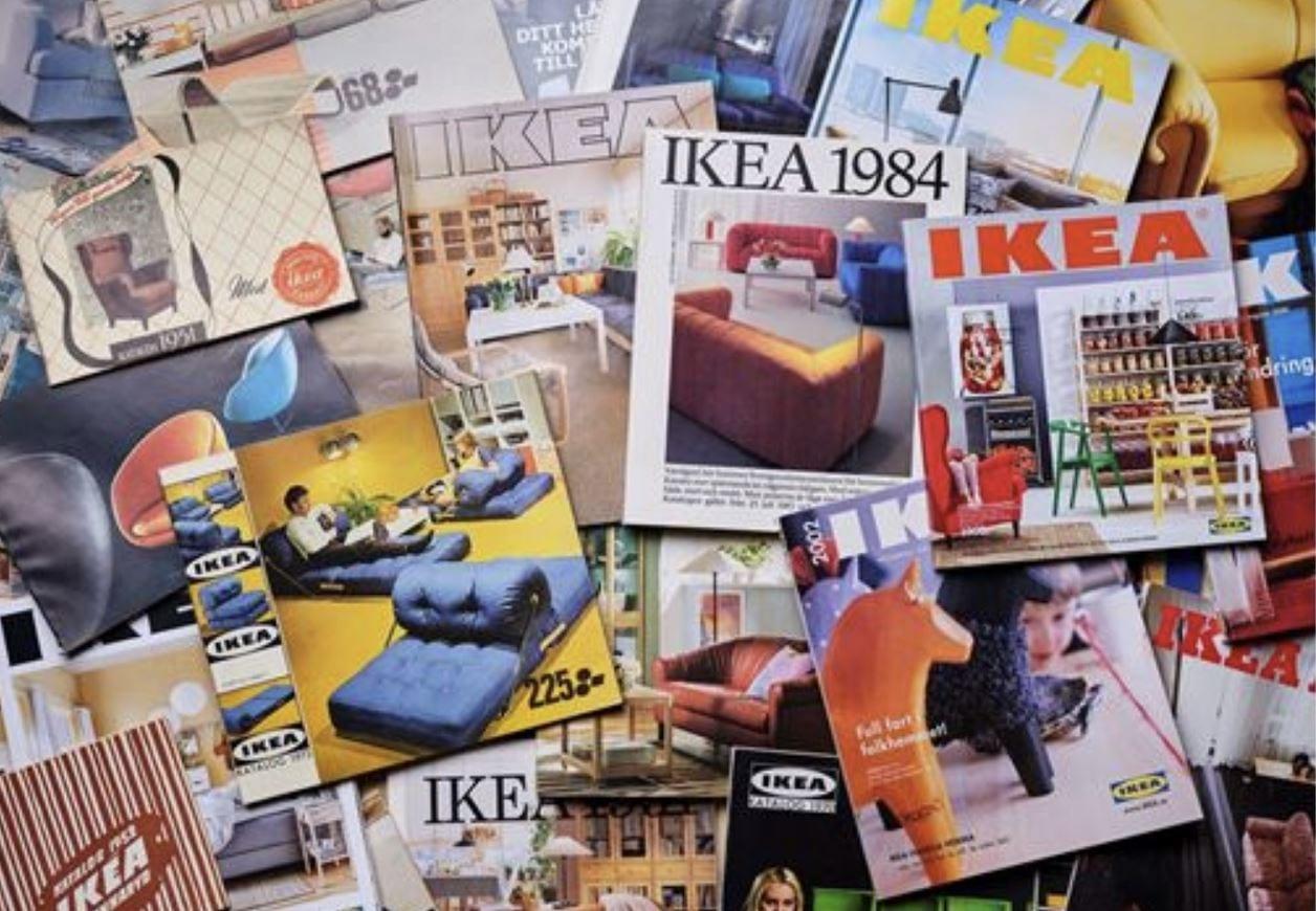 IKEA non pubblicherà più i cataloghi in formato cartaceo