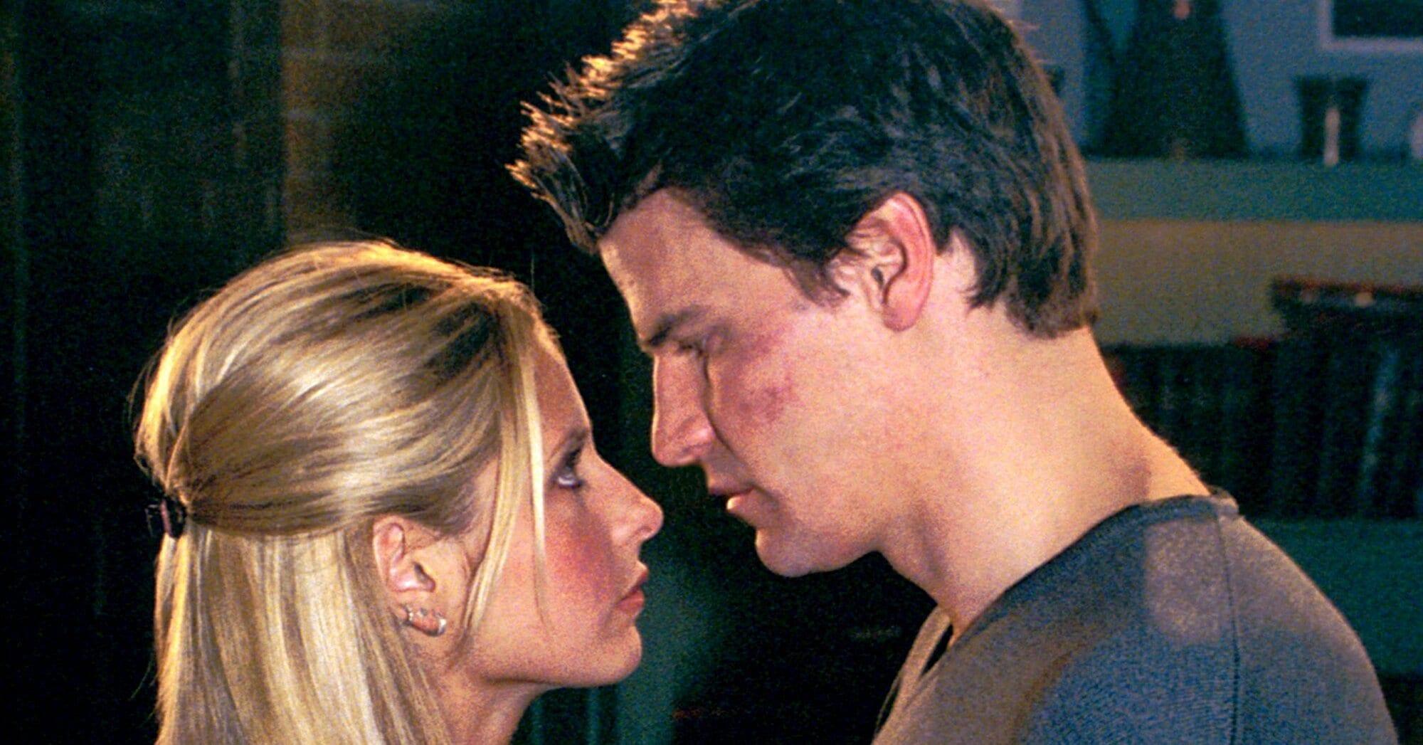 Buffy apparterrà sempre ad Angel, secondo l'attore David Boreanaz