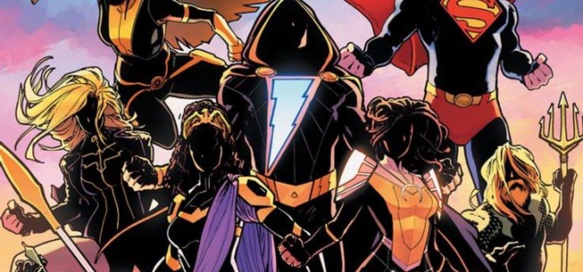 Justice League: le prime tavole della storia di Bendis e Marquez