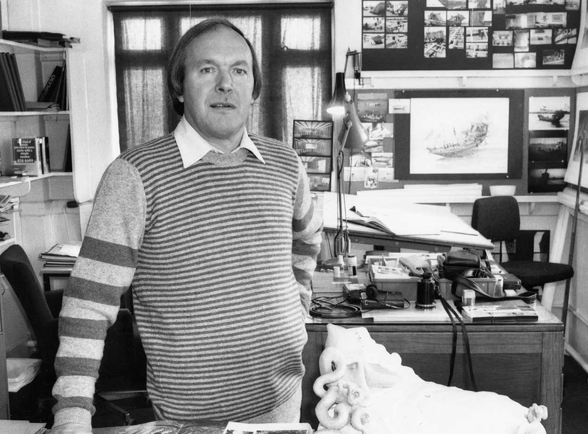 Peter Lamont, leggendario scenografo di Titanic, ci lascia a 91 anni