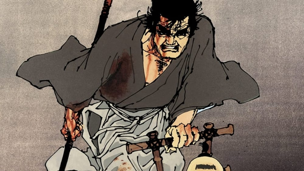 Lone Wolf & Cub: in arrivo la nuova versione del manga