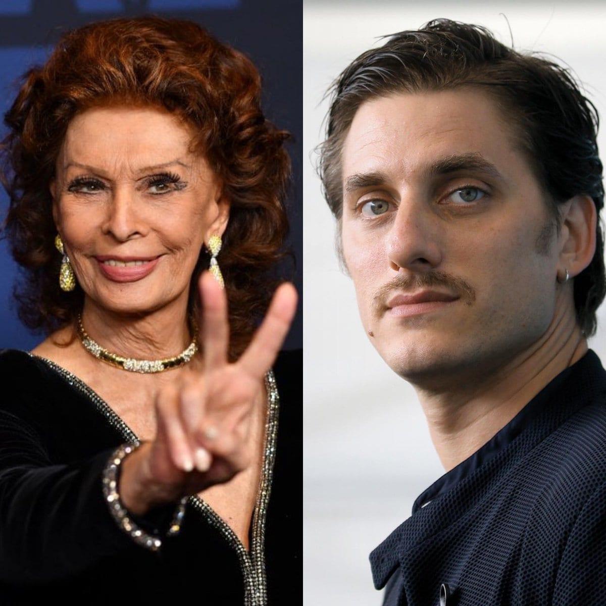 Sophia Loren e Luca Marinelli tra i migliori attori dell'anno per NY Times