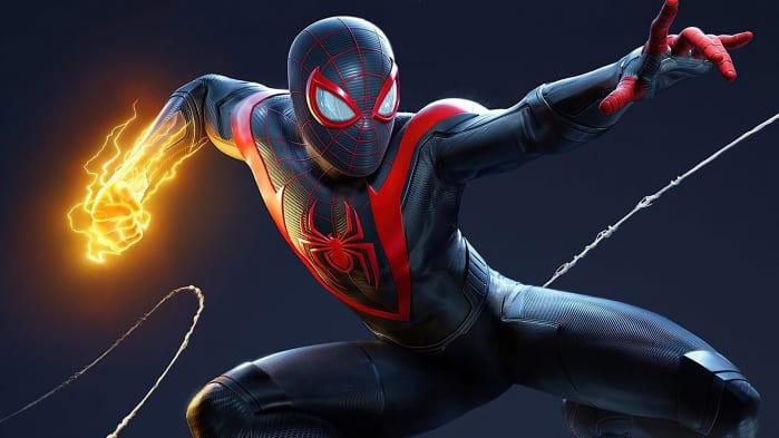 Spider-Man Miles Morales migliori videogiochi 2020