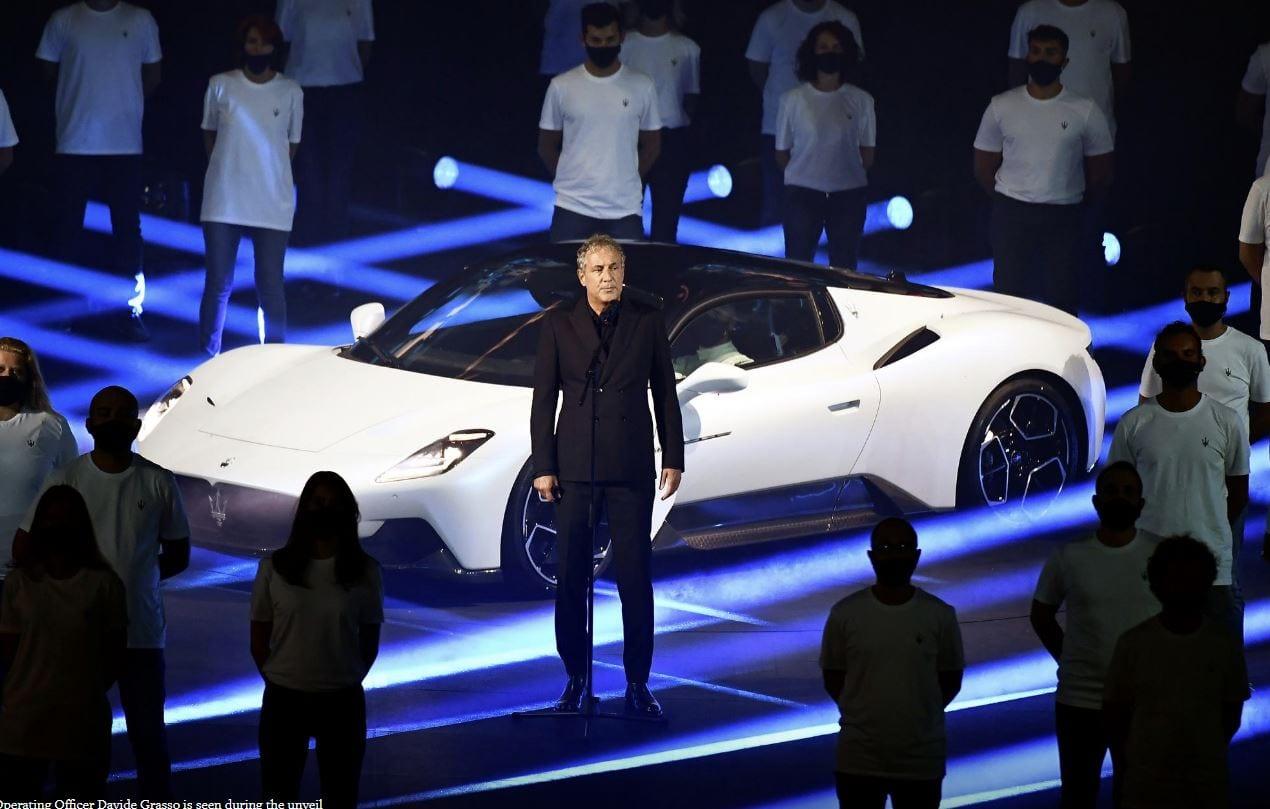 """Maserati, la promessa: """"entro il 2025 faremo solo auto elettriche"""""""