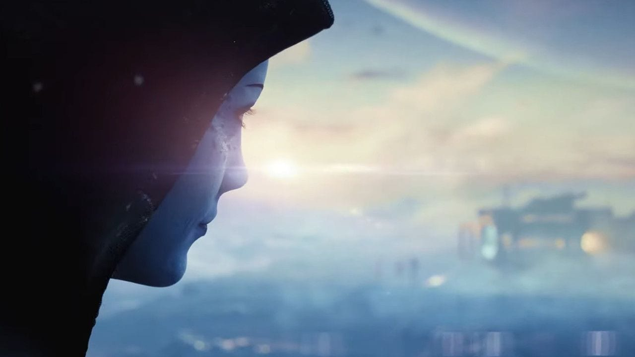 Mass Effect Next-Gen: il teaser trailer dai The Game Awards 2020