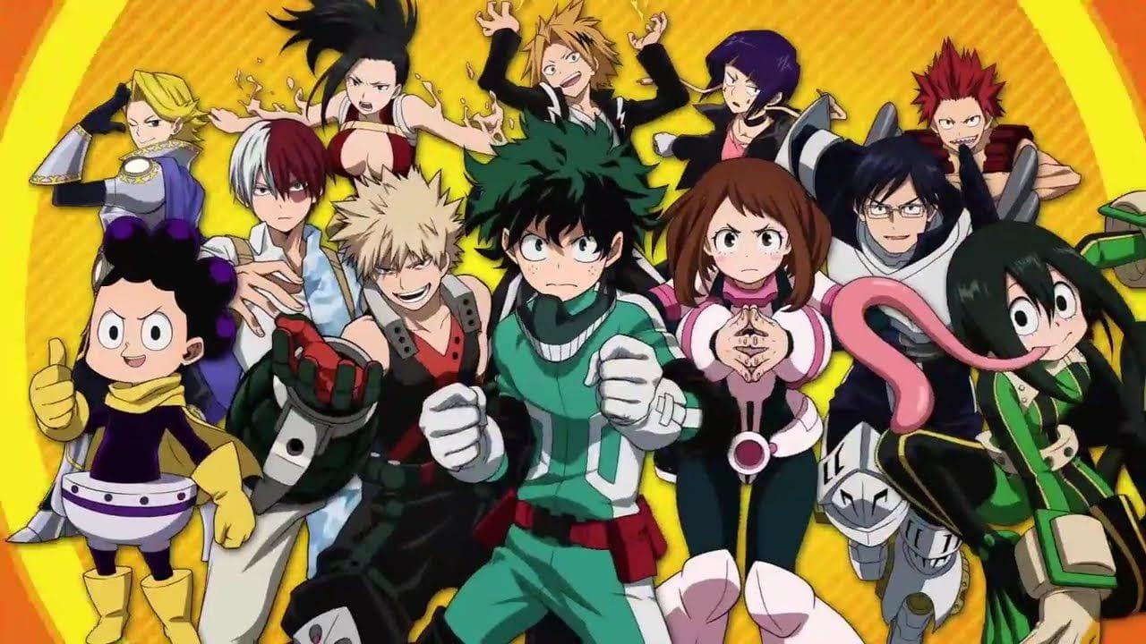 My Hero Academia: il manga va in pausa per le condizioni di salute del suo autore