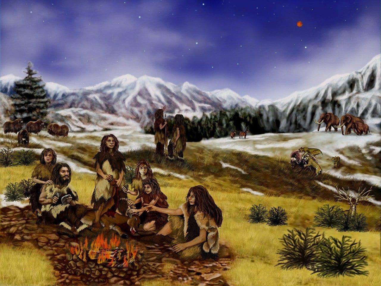Neanderthal: anche i nostri antenati seppellivano i loro morti