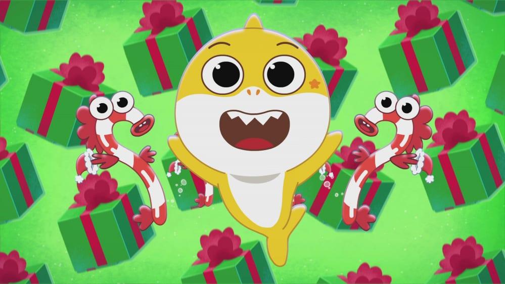 Baby Shark, Nickelodeon, Super, NickJr NickJr,