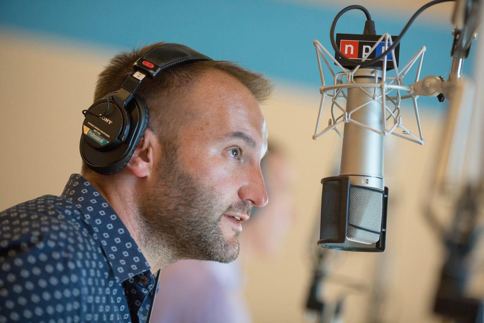 Spotify e NPR congiungono le forze per distribuire i migliori podcast su scala globale
