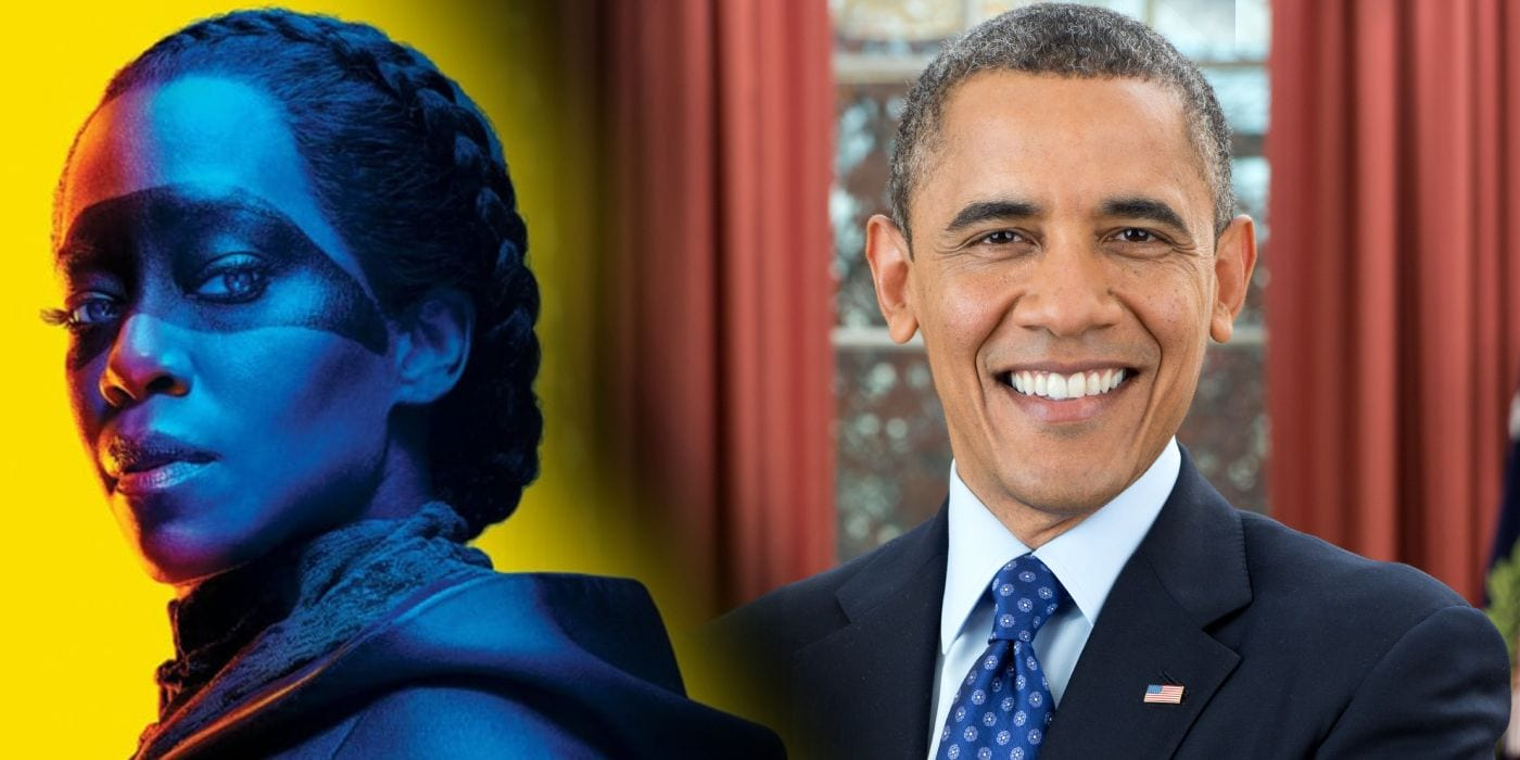 Barack Obama elogia le serie TV su Watchmen e The Boys