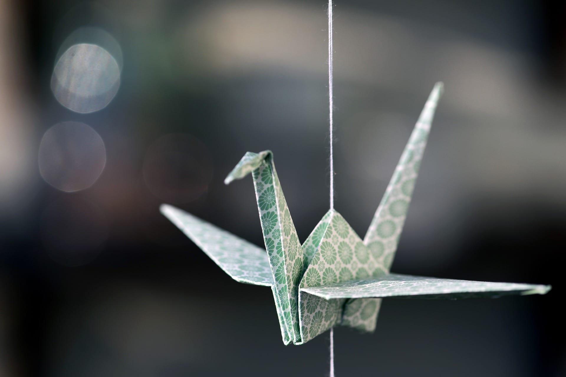 Gli origami entrano nel futuro dei viaggi nello spazio