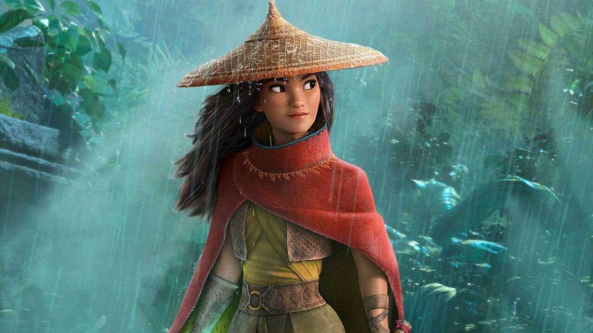 Raya e l'Ultimo Drago: il trailer ufficiale del nuovo film Disney