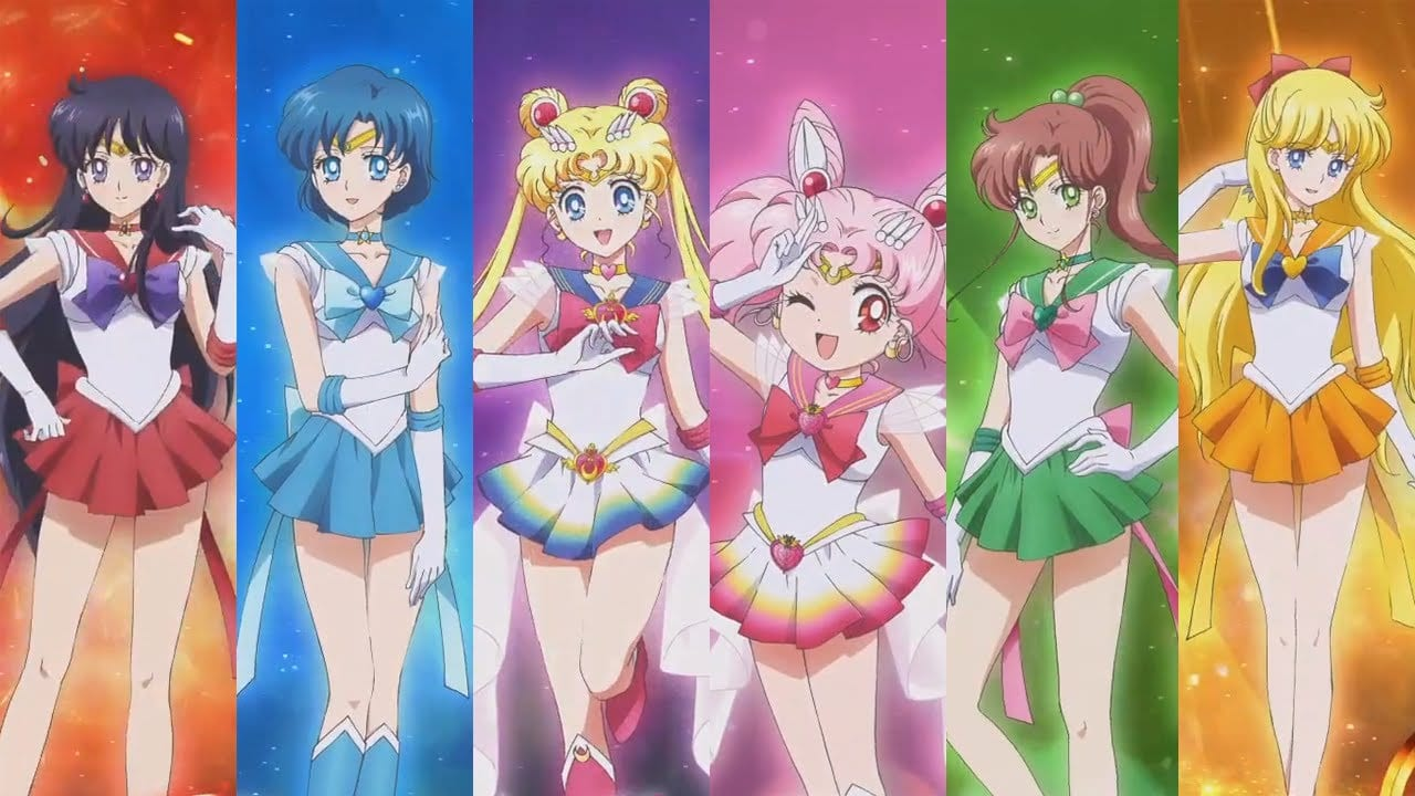 Sailor Moon Eternal: The Movie, il nuovo teaser trailer del film