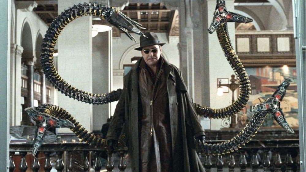 Alfred Molina nel cast di Spider-Man 3